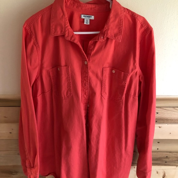 Old Navy Tops - Button up shirt